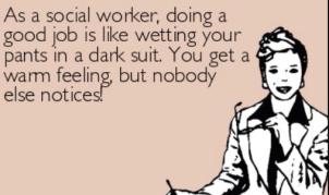 social work meme